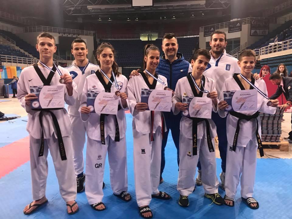 Πανελλήνιο Πρωτάθλημα Παίδων/Κορασίδων 2018