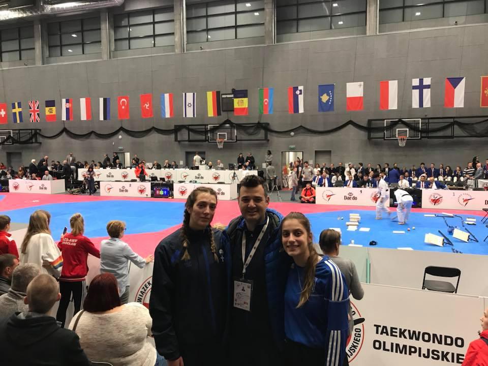 Πανευρωπαϊκό Πρωτάθλημα Νέων Ανδρών-Γυναικών 2018