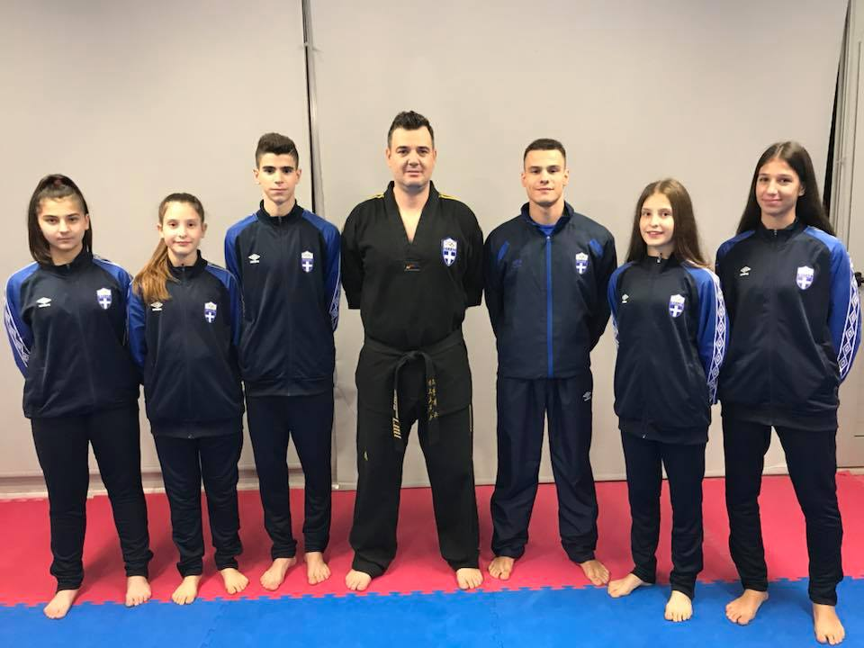 European Cadets Taekwondo Chapionships Spain