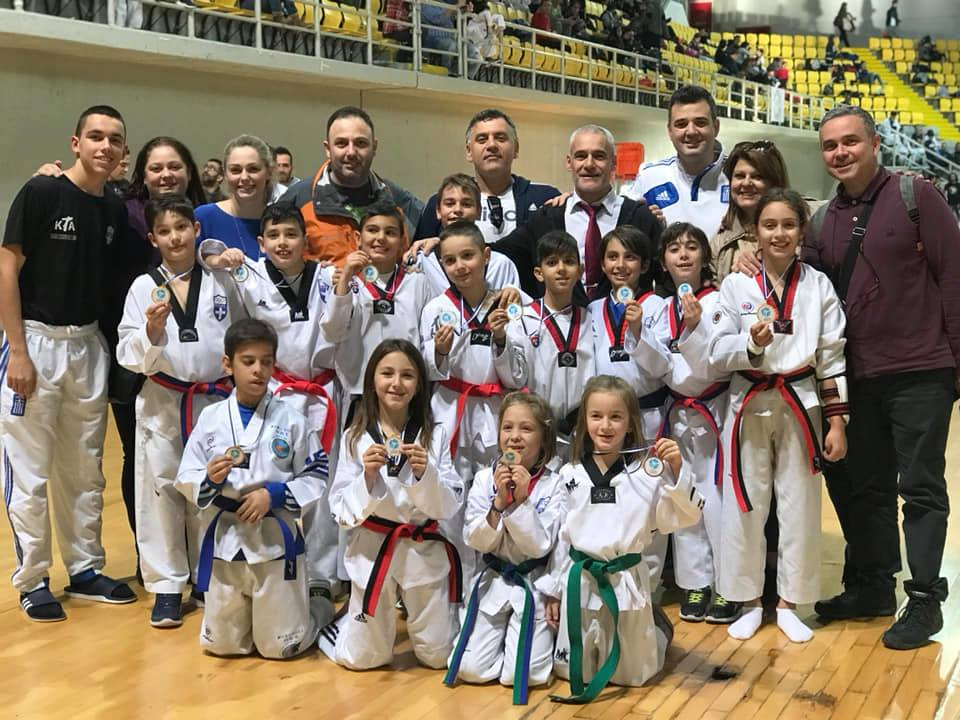 Limassol Taekwondo Tournament